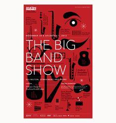 The Big Band Show /Monnet Design