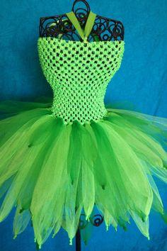 Tinker Bell Tutu Dress