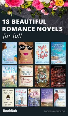 18 Romance Books to Curl Up with This Fall 18 amazing new romances coming out this fall! Don't miss these beautiful romantic stories. Best Books To Read, I Love Books, Good Books, Love Stories To Read, Books To Read In Your 20s, Books To Read For Women, Book Nerd, Book Club Books, Book Lists