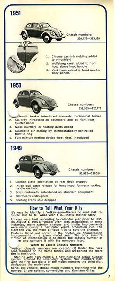 VW Beetle - How to tell what year it is 1 - http://www.thesamba.com/vw/archives/lit/68whatyearisit/7.jpg