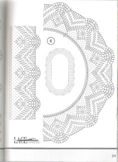 Lace Express 2001-01                                                                                                                                                                                 Más Filet Crochet, Crochet Lace, Crochet Edgings, Crochet Motif, Crochet Shawl, Bobbin Lace Patterns, Bead Loom Patterns, Lace Jewelry, Lace Earrings