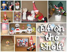 Elf on the Shelf Ideas | more than 50 ideas from Milk and Cookies Blog