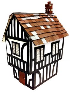 Make model tudor house - House and home design School Projects, Projects For Kids, Home Projects, Kids Homework, Homework Ideas, The Fire Of London, School Displays, Tudor House, Tudor History