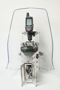 Husqvarna 701 Adventure Navigation Tower | CJ Designs LLC