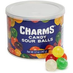 Just found Charms Sour Balls Hard Candy Tin Thanks for the 1970s Candy, Retro Candy, Vintage Candy, Vintage Toys, 80s Food, Charms Candy, Nostalgic Candy, Candy Companies, Sour Candy