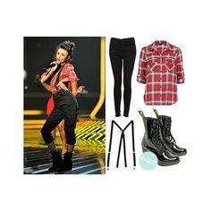 Cher Lloyd Style via Polyvore