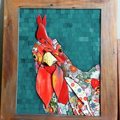 Mosaic dog by Solange Piffer Mosaic Garden Art, Mosaic Tile Art, Mosaic Artwork, Mosaic Diy, Mosaic Crafts, Mosaic Projects, Mosaic Glass, Stained Glass, Mosaic Animals