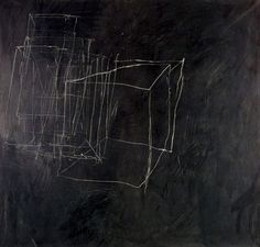 ~Cy Twombly - The Blackboard Paintings, 1966-1970
