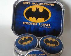 Kit de guloseimas Batman