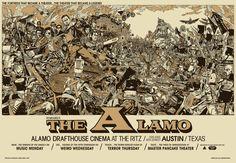 The Alamo, Tyler Stout.