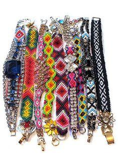 Frieda misanga bracelet