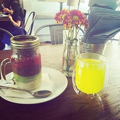 FOOD | LIFE | & em: EATING OUT: The Garden Hale Mason Jars, My Favorite Things, Eat, Tableware, Places, Garden, Life, Food, Dinnerware