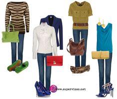 Ako v džínsoch vyzerať zaujímavo - Supervizáž