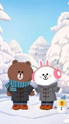 BROWN PIC is where you can find all the character GIFs, pics and free wallpapers of LINE friends. Come and meet Brown, Cony, Choco, Sally and other friends!