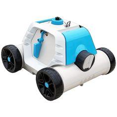 Robot Electrique Pour Nettoyage Piscine Thetys Hj1005 Fond Plat