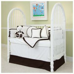 Where to Find Ideas for Unique Crib Bedding - I'm Super Mommy