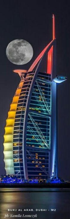 Hotel Burj Al Arab , Dubai - MZ