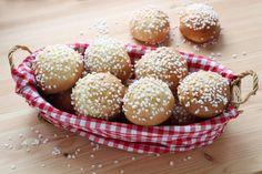 Recette - Petites brioches au sucre au Cuisine Companion en pas à pas