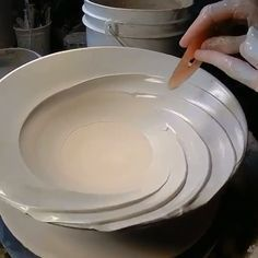 Mesmerizing (tag a friend) By: @fire_and_earth_pottery Follow @sketch_daily