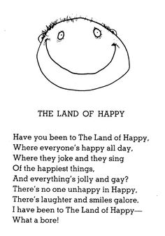 17 Awesome Shel Silverstein Poems - Ned Hardy | Ned Hardy