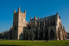 Exeter Cathedral | Exeter Cathedral, Devon, England