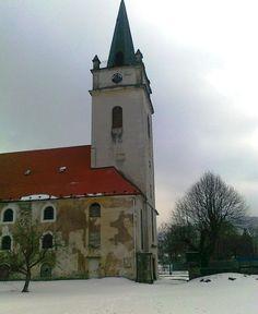 Kostel sv. Kateřiny - Dolní Podluží - Česko