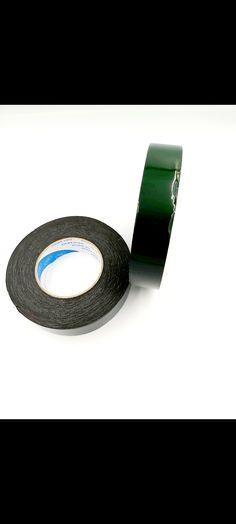 Banda dubla adeziva puternica  verde 30mm  poate fi utilizata  pe scara larga, masina, telefon,barca,rulota etc Tape, Green, Band, Ice