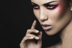 Model : Maeva Moha MUA : Guilaine Frichot