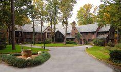 Glenridge Hall, aka the Salvatore Estate, the 1929 Sandy Springs, GA, Tudor style home featured in the Vampire Diaries.