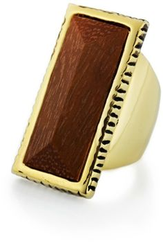 Jenny Bird Woodset Ring on shopstyle.com