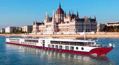 Budapest - Passau dunai hajóút szállodahajóval - Pellair Utazás