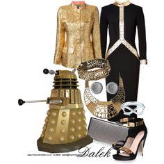 """""""Dalek"""" by shelby-berti on Polyvore"""