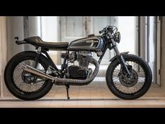 Honda Cb360 Cafe Racer - YouTube Cafe Racer Honda, Café Racers, Honda Cb, Custom Bikes, Motorcycles, Youtube, Motorbikes, Motorcycle, Custom Motorcycles
