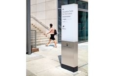 Alexandria Center for LifeScience - Wayfinding Systems - Two Twelve