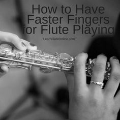 Playing fast is one of the great loves of flute players. When learning how to have faster fingers for flute playing focus on the metronome and your scales. Sound Of Music, Music Is Life, Good Music, Flute Sheet Music, Piano Music, Music Music, Flute Instrument, Keyboard Lessons, Flute Problems