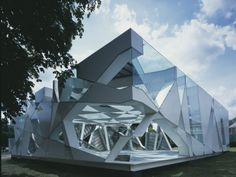 Serpentine Gallery Pavilion 2002, Kensington Gardens, London, Architect: Toyo Ito