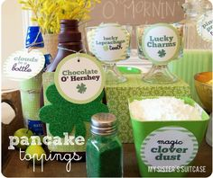 My Sister's Suitcase: Top O' the Mornin' to Ya! {St. Patrick's Day Breakfast}