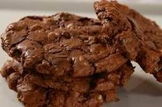 A whole pound of chocolate? yes please! Ive made these before and they are absolutly phenomenal!!