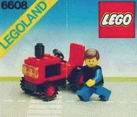 View LEGO instructions for Tractor set number 6608 to help you build these LEGO sets