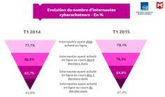 20,8 millions de cyberacheteurs mensuels en France - EMM Consulting, expertise media & marketing