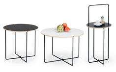 Mixrack tables S, M and L, Tapio Anttila Collection