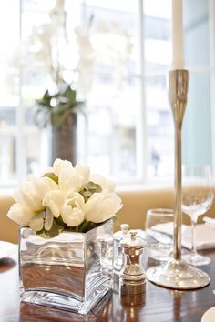 Wedding Reception  Daffodil Waves Photography  Chiswell Street Interesting Chiswell Street Dining Room Inspiration