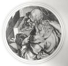 The Apostles in the Phillip Medhurst Collection 035 Andrew Mark cap 3 Suemeren on Flickr. A print from the Phillip Medhurst Collection (published by Revd. Philip De Vere at St.George's Court, Kidderminster, England)