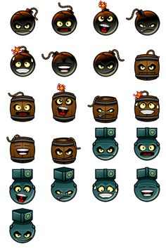 Game Art for Programmers. Oh sweet. Game Ui Design, Prop Design, Game Icon, Game Dev, Game Character, Character Design, Inkscape Tutorials, 2d Game Art, Game Textures