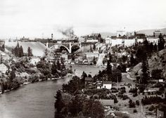 pictures of spokane   Spokane, Washington, circa 1912 (credit: Spokane Public Library ...