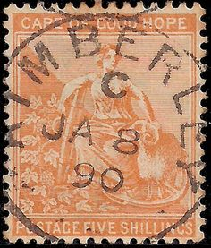 Forged Stamps of Cape of Good Hope Cape Colony, Union Of South Africa, Commonwealth, Postage Stamps, Hoop, Vintage World Maps, Empire, Spain, British