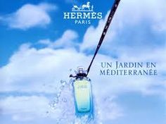 Hermes jardin en méditerranée   Slaty. Pure. Marine.