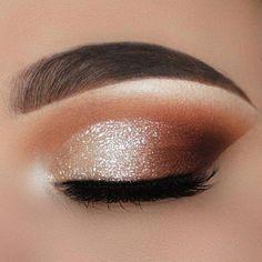 Soft Makeup Looks, Soft Eye Makeup, Dramatic Eye Makeup, Glam Makeup Look, Eye Makeup Steps, Colorful Eye Makeup, Eye Makeup Art, Eyeshadow Makeup, Natural Makeup