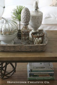 neutral living room accessories