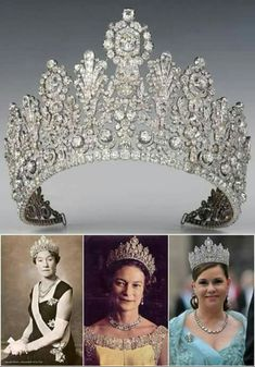 Royal Crown Jewels, Royal Crowns, Royal Tiaras, Royal Jewelry, Tiaras And Crowns, Bridal Crown, Bridal Tiara, Queens Jewels, Wedding Tiaras
